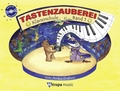 Tastenzauberei, m. Audio-CD - Bd.1