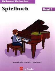 Hal Leonard Klavierschule, Spielbuch - Bd.2