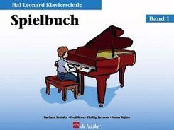Hal Leonard Klavierschule, Spielbuch; Band 1. Teilband 1 - Bd.1