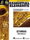 Essential Elements, für Tenorsaxophon in B, m. Audio-CD - Bd.1