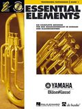Essential Elements, für Tenorhorn/Euphonium in B (TC), m. Audio-CD - Bd.1