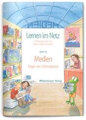 Lernen im Netz: Medien - Träger von Informationen
