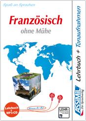 Assimil Französisch ohne Mühe: Lehrbuch und 1 mp3-CD