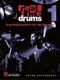 Real Time Drums, m. Audio-CD - Level.1
