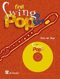 First Swing & Pop, für Sopranblockflöte, m. Audio-CD