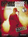 Rhythmusgitarre, m. Audio-CD - Bd.1
