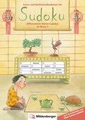 Lesen- und Rechtschreibenlernen mit Sudoku, Klasse 3