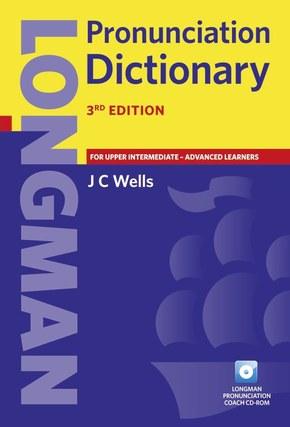 Longman Pronunciation Dictionary, w. CD-ROM