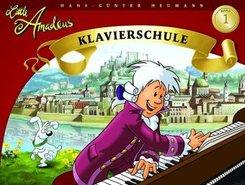 Little Amadeus Klavierschule - Bd.1
