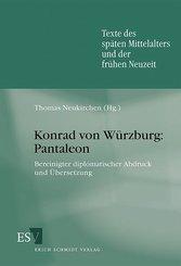 Konrad von Würzburg: Pantaleon