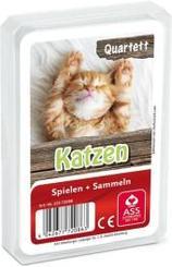 Katzen, Quartett (Kartenspiel)