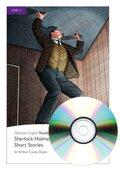 Sherlock Holmes Short Stories, w. MP3-CD