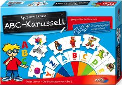 ABC-Karussell Vorschule (Kinderspiel)