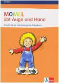 Momel übt Auge und Hand, Ausgabe für Bayern, Niedersachsen und Nordrhein-Westfalen