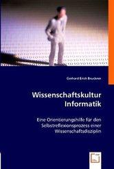 Wissenschaftskultur Informatik (eBook, PDF)