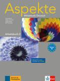 Aspekte - Mittelstufe Deutsch: Arbeitsbuch, m. CD-ROM; Bd.2