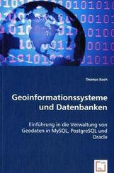 Geoinformationssysteme und Datenbanken (eBook, 15x22x0,6)