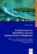 Erweiterung von OpenOffice.org mit kollaborativen Fähigkeiten (eBook, PDF)