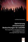 Optimierung astronomischer Beobachtungen für LUCIFER (eBook, PDF)