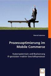 Prozessoptimierung im Mobile Commerce (eBook, 15x22x0,4)
