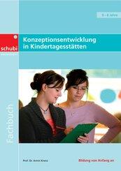 Fachbücher für die frühkindliche Bildung / Konzeptionsentwicklung in Kindertagesstätten