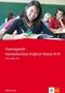 Trainingsheft Kompetenztest Englisch Klasse 9/10, Realschule, m. Audio-CD