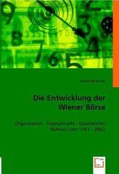 Die Entwicklung der Wiener Börse