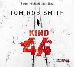 Kind 44, 6 Audio-CDs
