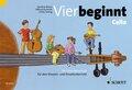 Vier beginnt - Streicherklasse in der Grundschule, Violoncello