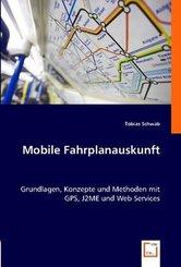 Mobile Fahrplanauskunft (eBook, PDF)
