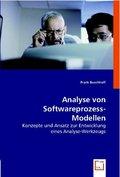 Analyse von Softwareprozess-Modellen (eBook, PDF)