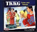 Ein Fall für TKKG - Trainer unter Verdacht, 1 Audio-CD