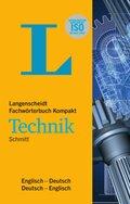 Langenscheidt Fachwörterbuch Kompakt Technik Englisch