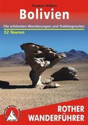 Rother Wanderführer Bolivien