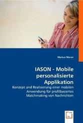 IASON - Mobile personalisierte Applikation (eBook, PDF)