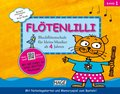 Flötenlilli, m. Audio-CD - Bd.1