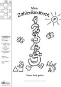 Mein Zahlenlandbuch - Bd.1 (10 Expl.)