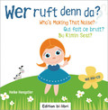 Wer ruft denn da? - Who's Making that Noise? Qui fait ce bruit? Bu Kimin Sesi?, m. Audio-CD