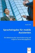 Spracheingabe für mobile Assistenten (eBook, PDF)