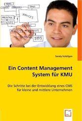 Ein Content Management System für KMU (eBook, 15x22x1,1)