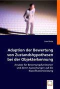 Adaption der Bewertung von Zustandshypothesen bei der Objekterkennung (eBook, PDF)