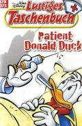 Patient Donald Duck