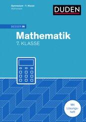 Besser in Mathematik, Gymnasium; 7. Klasse