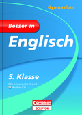 Besser in Englisch, Gymnasium: 5. Klasse, m. Audio-CD