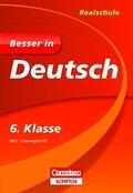 Besser in Deutsch, Realschule; 6. Klasse