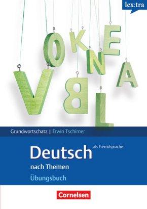 lex:tra Grundwortschatz Deutsch als Fremdsprache, Übungsbuch
