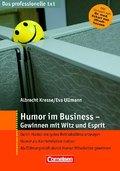 Humor im Business - Gewinnen mit Witz und Esprit