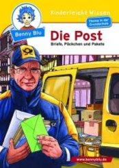 Benny Blu: Post; Bd.155
