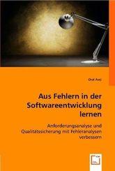 Aus Fehlern in der Softwareentwicklung lernen (eBook, 15x22x2,8)