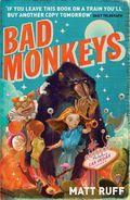 Bad Monkeys, English edition